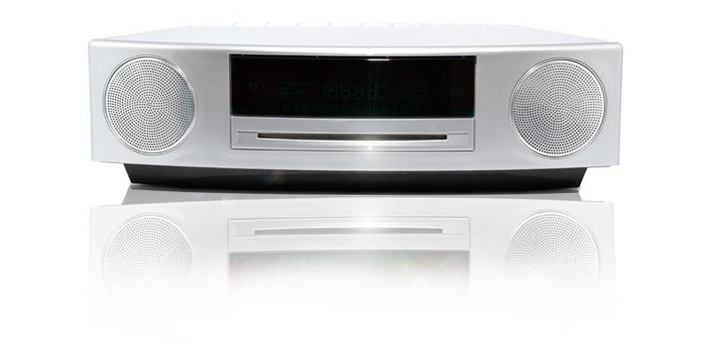 Teramod Design Cover Silver für das Bose® Wave® Music System/ Wave® Radio