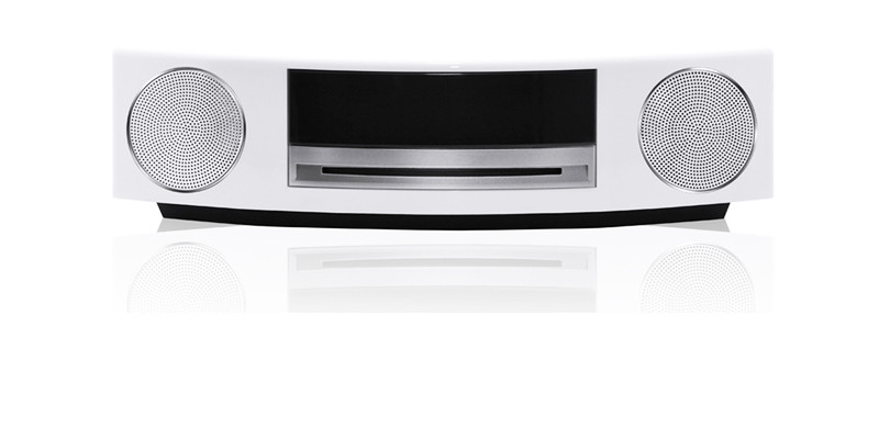 Teramod Design Cover White für das Bose® Wave® Music System/ Wave® Radio