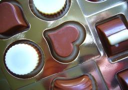 Teramod Schokolade zum Valentinstag