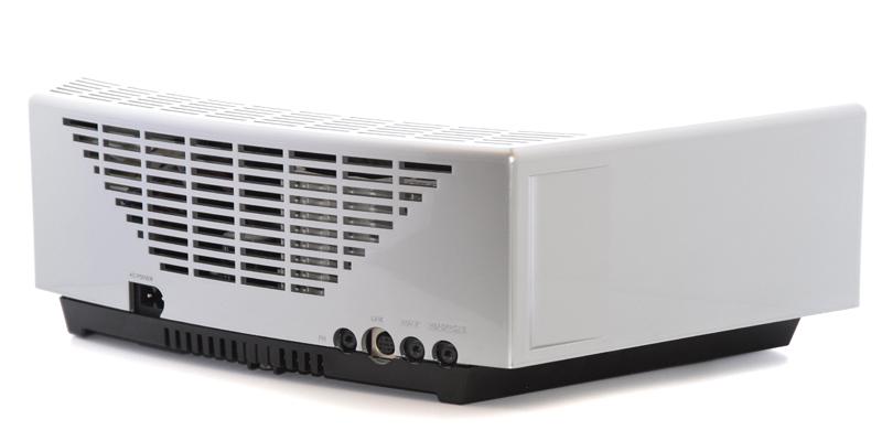 Teramod Design für Bose Wave Music System Rückansicht