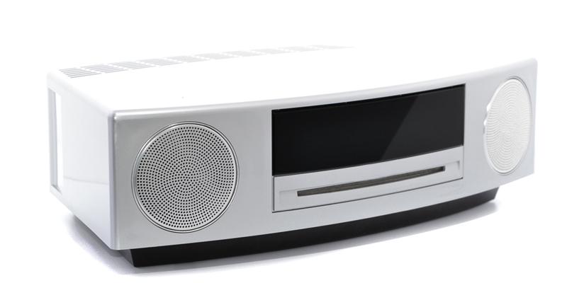 Teramod Design für Bose Wave Music System Seitenansicht