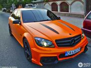 Cooles Orange  ~  gefunden bei Autogespot.de